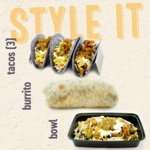 BluTaco Simply Southwest Goodness STYLE IT